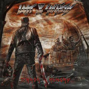 Lost Society: Terror Hungry - Cover