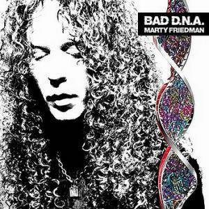 Cover - Marty Friedman: Bad D.N.A.