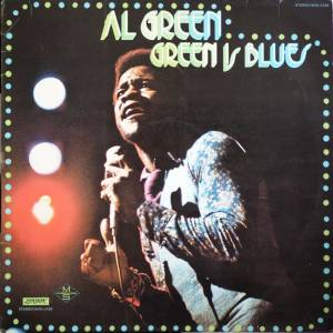 Cover - Al Green: Green Is Blues