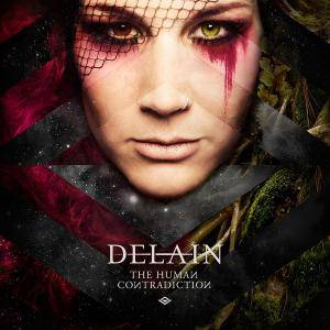 Delain: Human Contradiction, The - Cover