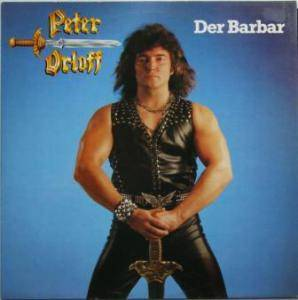 Cover - Peter Orloff: Barbar, Der