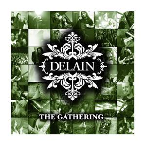 Cover - Delain: Gathering, The