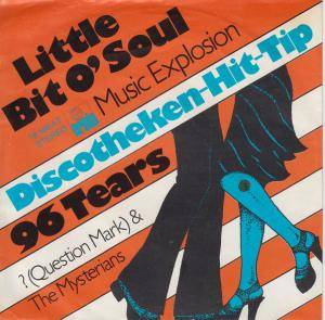 Cover - Question Mark & The Mysterians: Diskotheken-Hit-Tip