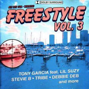 Cover - Elissa: Freestyle Vol. 3