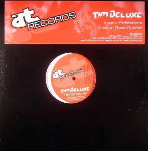 Cover - Tim Deluxe: Reflections