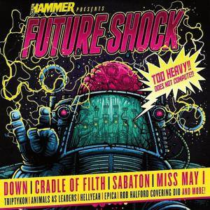 Cover - Animals As Leaders: Metal Hammer 256 - Future Shock