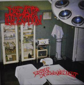 Dead Infection: Surgical Disembowelment - Cover
