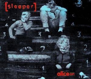Cover - Sleeper: Alice EP
