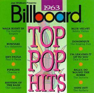 Cover - Jaynetts, The: Billboard - Top Pop Hits 1963
