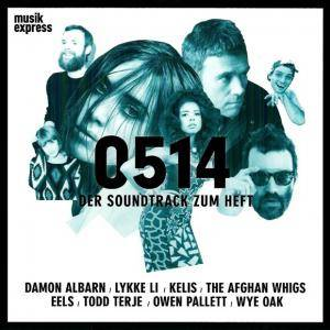 Musikexpress 208 - 0514 » Der Soundtrack Zum Heft - Cover