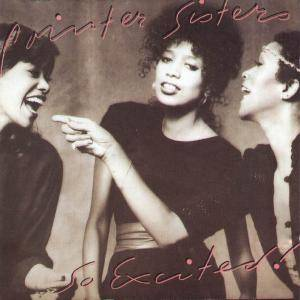 Cover - Pointer Sisters, The: So Excited!