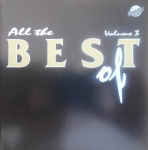 All The Best Of - Volume 3 - Cover