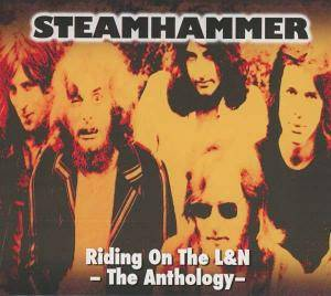 Cover - Steamhammer: Riding On The L&N - The Anthology