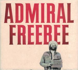 Cover - Admiral Freebee: Great Scam, The