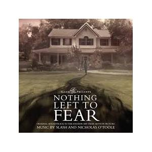 Cover - Slash: Nothing Left To Fear