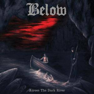 Below: Across The Dark River - Cover