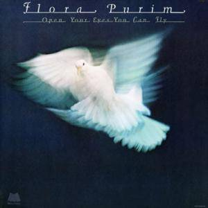 Cover - Flora Purim: Open Your Eyes You Can Fly
