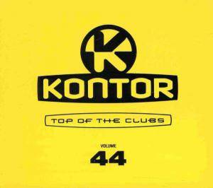 Cover - Oliver Twizt: Kontor - Top Of The Clubs Vol. 44
