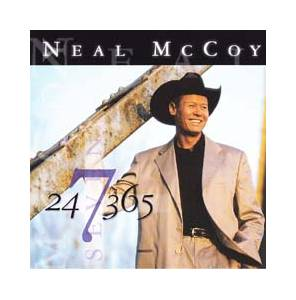 Cover - Neal McCoy: 24-7-365