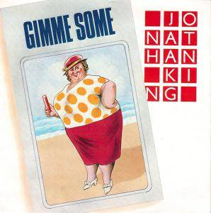 Jonathan King: Gimme Some - Cover