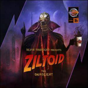 Devin Townsend: Ziltoid The Omniscient - Cover