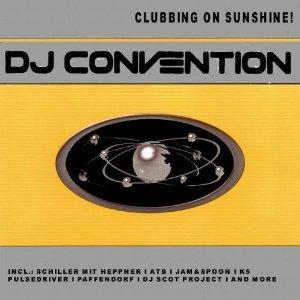 DJ Convention - Clubbing On Sunshine - Cover