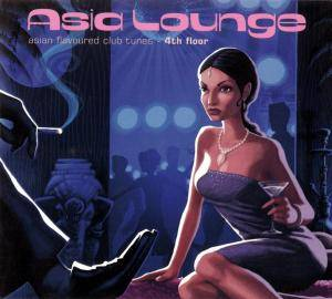 Cover - Attic Tree: Asia Lounge - Asian Flavoured Club Tunes - 4th Floor