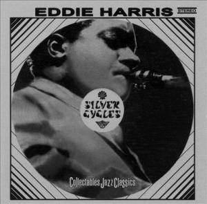 Cover - Eddie Harris: Silver Cycles