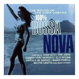 Cover - Stan Getz & Charlie Byrd: 100% Bossa Nova - The Sound Of The Copa Cobana