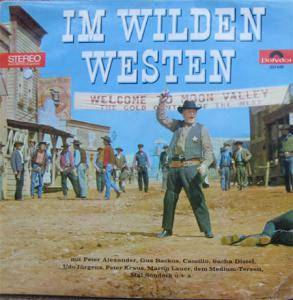 Cover - Jim Robson: Im Wilden Westen