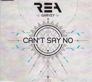 Cover - Rea Garvey: Can't Say No