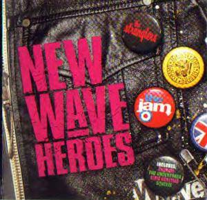New Wave Heroes - Cover