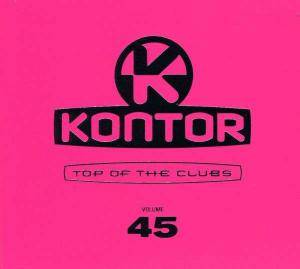 Cover - Rico Bernasconi: Kontor - Top Of The Clubs Vol. 45