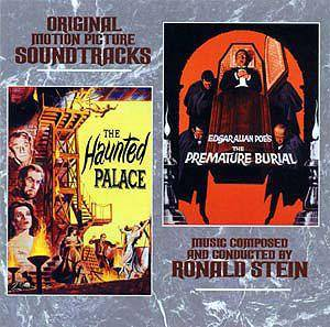 Cover - Ronald Stein: Haunted Palace / The Premature Burial, The
