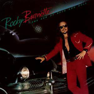 Cover - Rocky Burnette: Son Of Rock And Roll, The