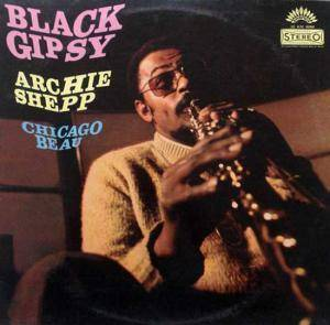 Cover - Archie Shepp: Black Gypsy