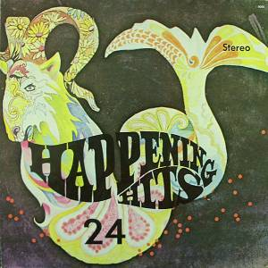 Cover - Frankie Lymon: 24 Happening Hits