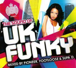 Cover - Aaron Carl: Sound Of UK Funky, The