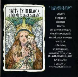 Nativity In Black - A Tribute To Black Sabbath - Cover