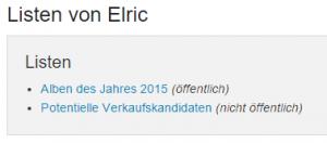 listen_uebersicht